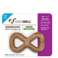Dogswell® Boundless Small Dog Chew Treat - Grain Free, Chicken