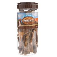 Dentley's® Nature's Chews Buffalo Jerky Medium Dog Treat - Natural size: 6 Oz
