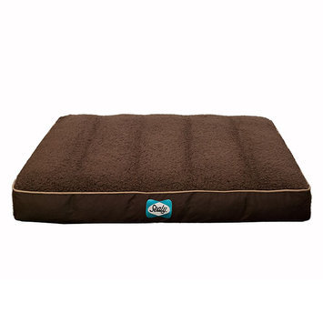 Sealy Cozy Comfy Sherpa Dog Bed size: 36