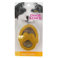 Dentley's® Chase and Chew Paw Tug Small Dog Treat - Chicken size: 2 Count