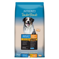 Authority® Tender Blends Adult Dog Food - Chicken and Rice size: 30 Lb