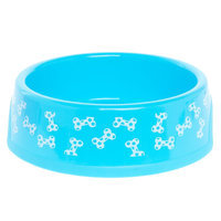 Grreat Choice® Dog Bowl size: 2 Qt, Blue