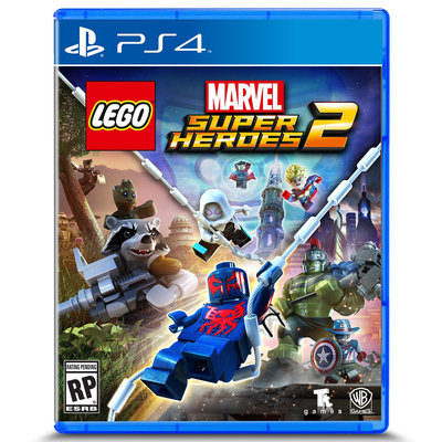 Whv Games Lego: Marvel Superheroes 2 Playstation 4 [PS4]
