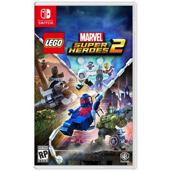 Whv Games Lego: Marvel Superheroes 2 Nintendo Wii