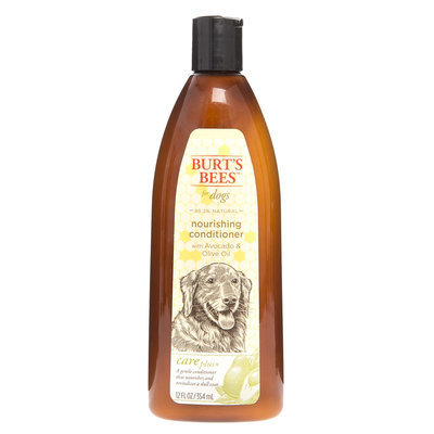 Burt's Bees, Nourishing Avacodo and Olive Oil Dog Conditioner size: 12 Fl Oz