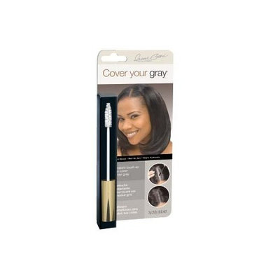 Cover Your Gray Brush In Wand (Pack of 6) Jet Black