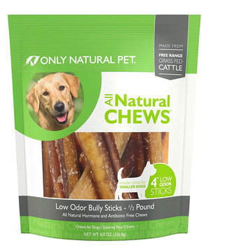 Only Natural Pet All Natural Chews Low Ordor 4