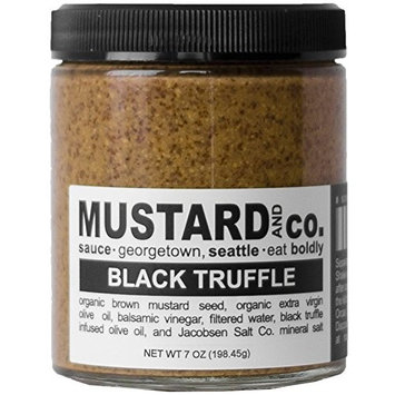 Mustard and Co. - Honey Curry - 7oz Jar [Honey Curry]