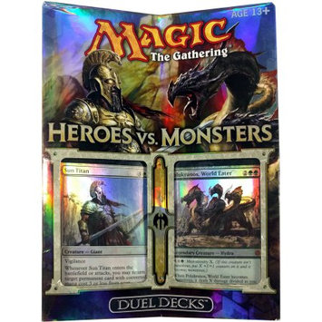 Hasbro Magic The Gathering: Heroes vs. Monsters