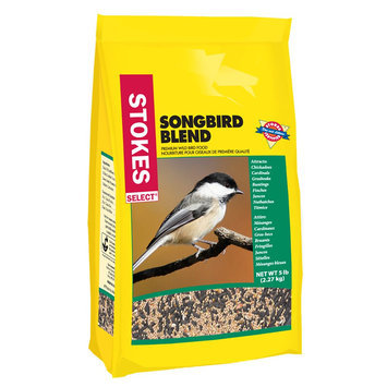 Stokes Select® Songbird Blend Wild Bird Food