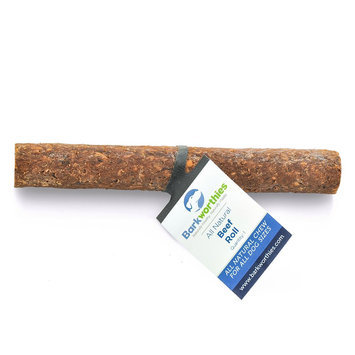 BARKWORTHIES Natural Beef Roll