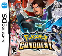 Nintendo TWLPVPYT Pokemon Conquest for Nintendo DS