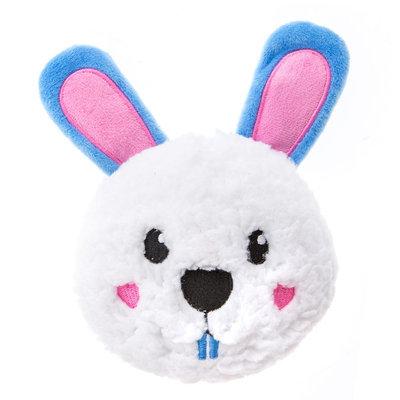 Grreat Choice® Easter Sherpa Bunny Ball Dog Toy