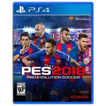 Konami Digital Entertainment Pro Evo Soccer 2018 Playstation 4 [PS4]