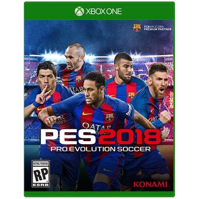 Konami Digital Entertainment Pro Evo Soccer 2018 XBox One [XB1]