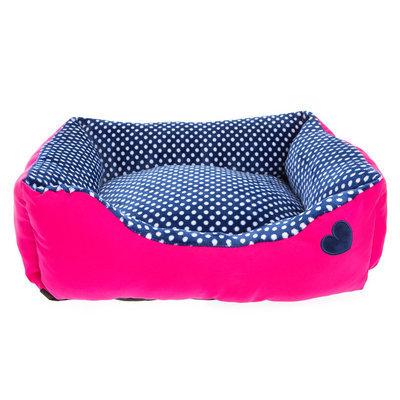 Grreat Choice® Cuddler Dog Bed size: 21