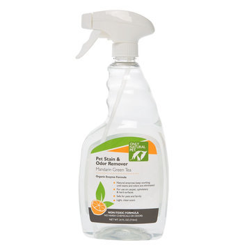Only Natural Pet Stain & Odor Remover 24 fl oz Spray Bottle