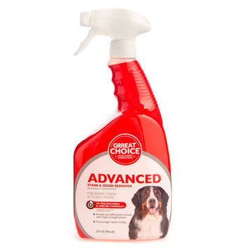 Grreat Choice® Advanced Stain and Odor Remover