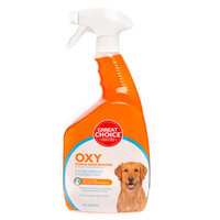Grreat Choice® Oxy Stain and Odor Remover size: 32 Fl Oz