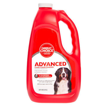 Grreat Choice® Advanced Stain and ODor Remover size: 64 Fl Oz