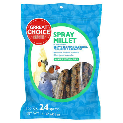 Grreat Choice® Spray Millet size: 24 Count