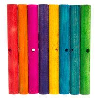 Grreat Choice Rainbow Log Chews size: one size