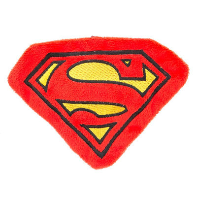 DC Comics, Superman Flattie Dog Toy