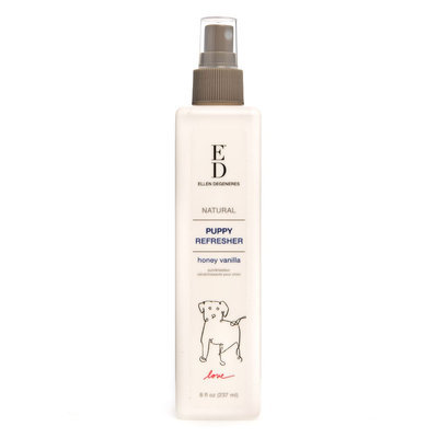 ED Ellen DeGeneres Honey Vanilla Puppy Refresher Spay