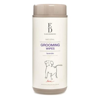 ED Ellen DeGeneres Lavender Grooming Wipes