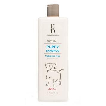 ED Ellen DeGeneres Frangrance Free Puppy Shampoo