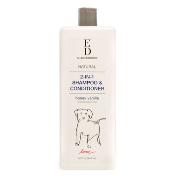 ED Ellen DeGeneres 2-In-1 Dog Shampoo and Conditioner size: 32 Fl Oz