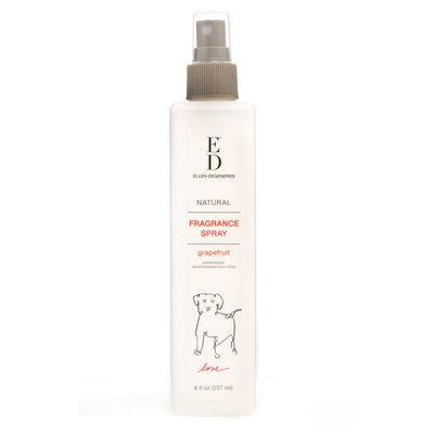 ED Ellen DeGeneres Grapefruit Fragrance Dog Spray