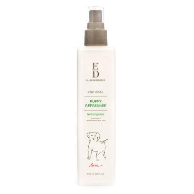 ED Ellen DeGeneres Lemongrass Puppy Refresher Spray