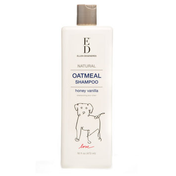 ED Ellen DeGeneres Oatmeal and Honey Vanilla Dog Shampoo