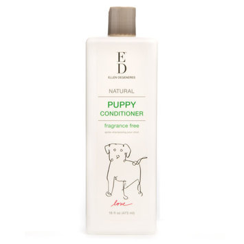 ED Ellen DeGeneres Natural Puppy Conditioner