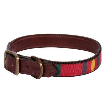 Pendleton Ranier Leather Dog Collar (SMALL)