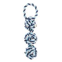 ED Ellen DeGeneres 3-Knot Dog Toy - Rope