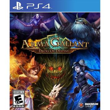 Maximum Games, Llc Armagallant: Decks Of Destiny Playstation 4 [PS4]