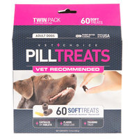 Dog MD, Pill Treat Peanut Butter Flavored Soft Treat size: 60 Count