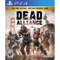 Maximum Games, Llc Dead Alliance: Day 1 Edition Playstation 4 [PS4]