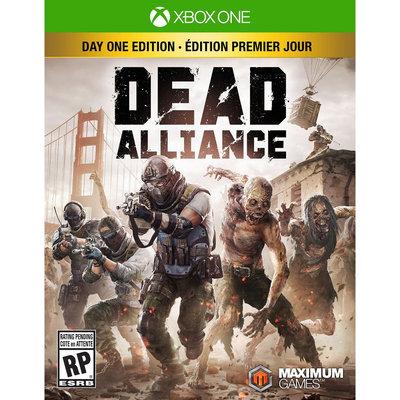Maximum Games, Llc Dead Alliance: Day 1 Edition XBox One [XB1]
