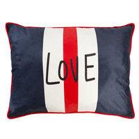 ED Ellen DeGeneres Love Pillow Dog Bed size: 20