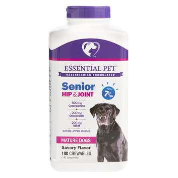 21st Century Senior Hip and Joint Dog Chewables size: 180 Count