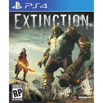 Maximum Games, Llc Extinction Playstation 4 [PS4]