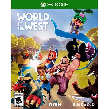Soedesco Publishing B.v. World To The West XBox One [XB1]