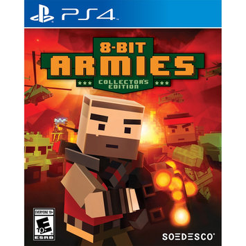 Soedesco Publishing B.v. 8 Bit Armies Collector's Edition Playstation 4 [PS4]