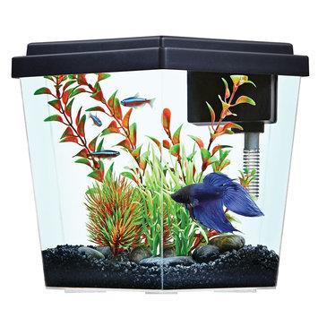 Top Fin® 1 Gallon Excite Aquairum