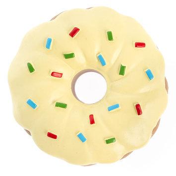 Grreat Choice Donut Dog Toy - Squeaker