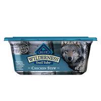 Blue Buffalo Blue Wilderness® Trail Tubs Dog Food - Natural, Grain Free, Chicken Stew size: 8 Oz