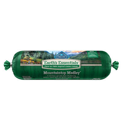 THE BLUE BUFFALO CO. BLUE™ Earth's Essentials™ Mountaintop Medley™ Lamb & Barley Rolls